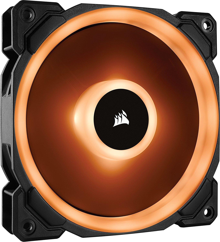 Corsair Ll Series LL120 RGB 120mm Dual Light Loop RGB LED PWM Fan — Single Pack image