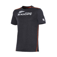 BLACKCAPS Supporters Tee Kids (Size 10) image