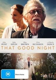 That Good Night on DVD