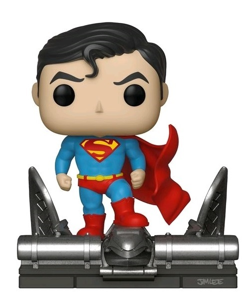 DC Comics: Superman (Jim Lee) - Pop! Comic Moment Vinyl Figure image