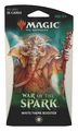 Magic The Gathering: War of the Spark Theme Booster- White
