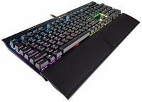 Corsair K70 RGB MK.2 RAPIDFIRE Mechanical Gaming Keyboard (Cherry MX Speed) for PC