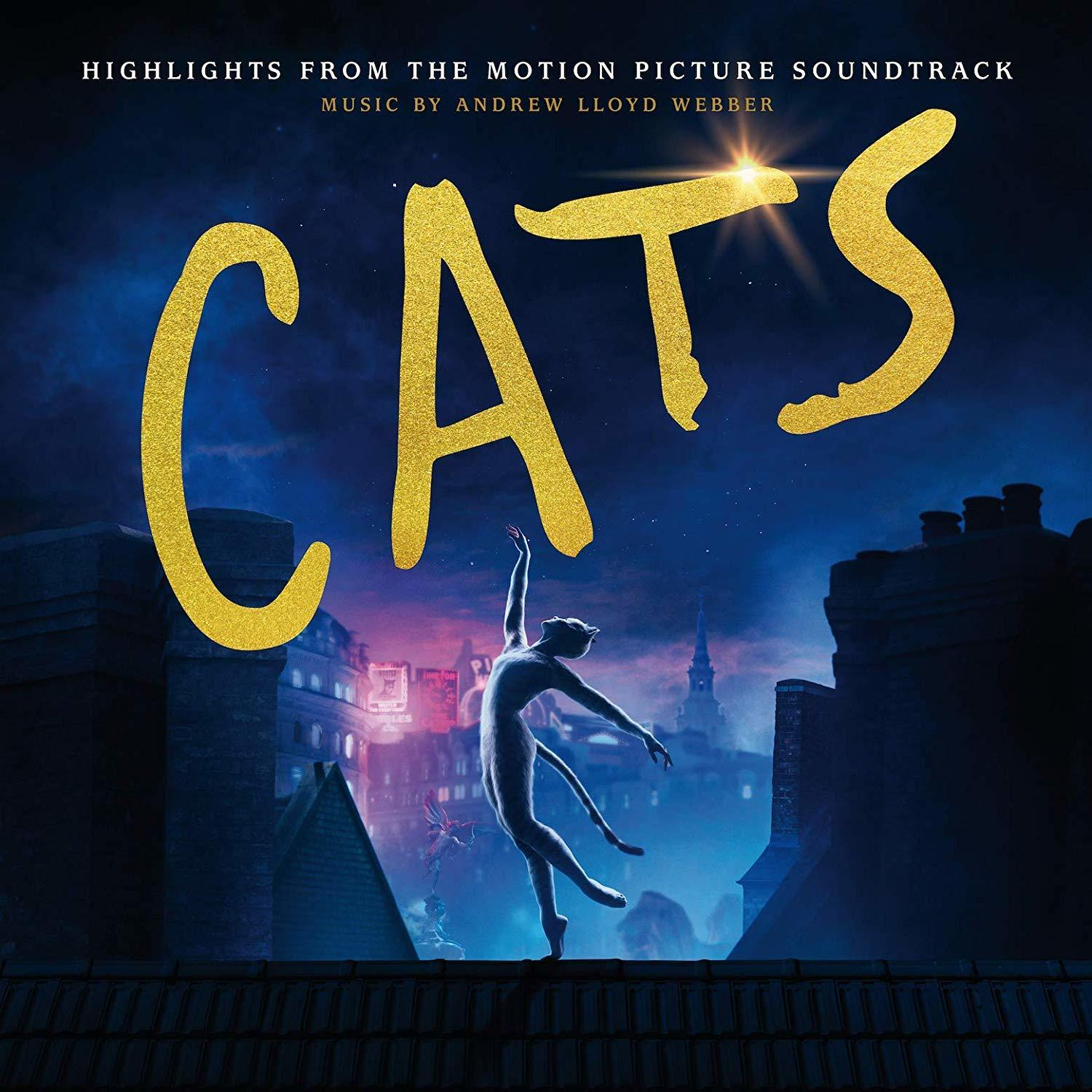 Cats - Highlights From The Motion Picture by Andrew Lloyd Webber image