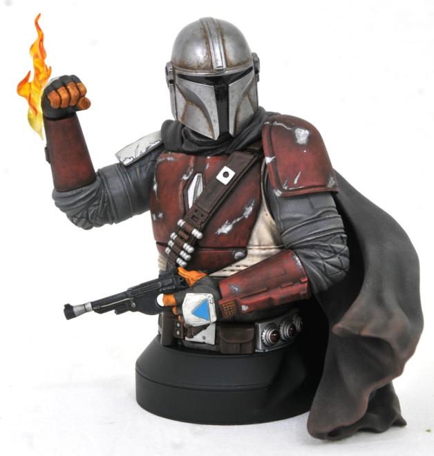 """Star Wars: The Mandalorian - 6"""" Mini Bust"""