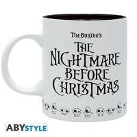 Nightmare Before Christmas: Mug - Jack
