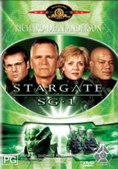 Stargate SG-1 - Season 7 Volume 2 on DVD