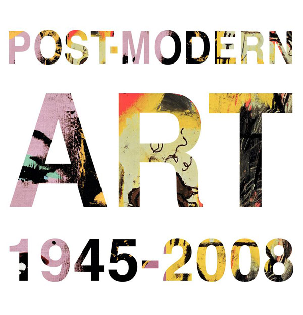 Post-modern Art 1945-2008 by Francesco Poli image