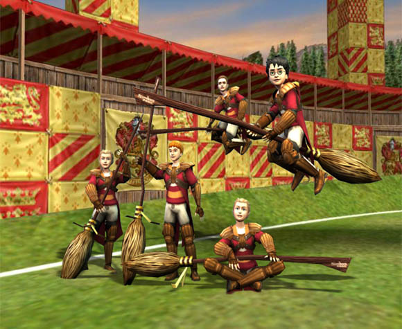Harry Potter: Quidditch World Cup for PlayStation 2 image