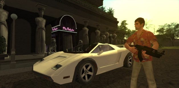 Scarface: The World is Yours for Xbox 360