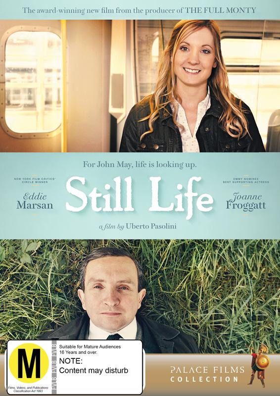Still Life on DVD