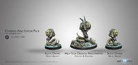 Infinity: Combined Army - Support Pack (3pc)