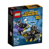 LEGO Super Heroes - Mighty Micros: Batman v Catwoman (76061)