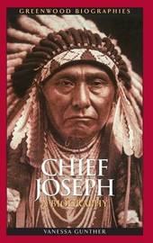 Chief Joseph by Vanessa Ann Gunther image