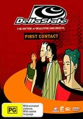 Delta State - Vol. 1: First Contact on DVD