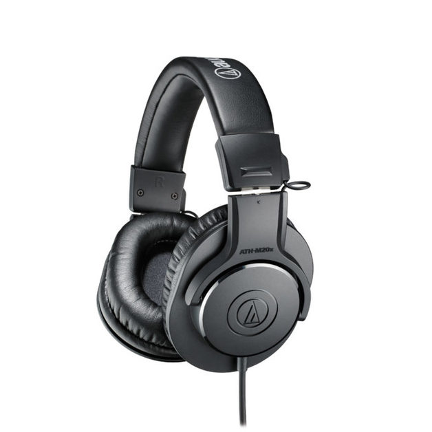 Audio-Technica ATH-M20X Entry Level Monitoring Headphones