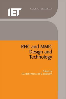 RFIC and MMIC Design and Technology image
