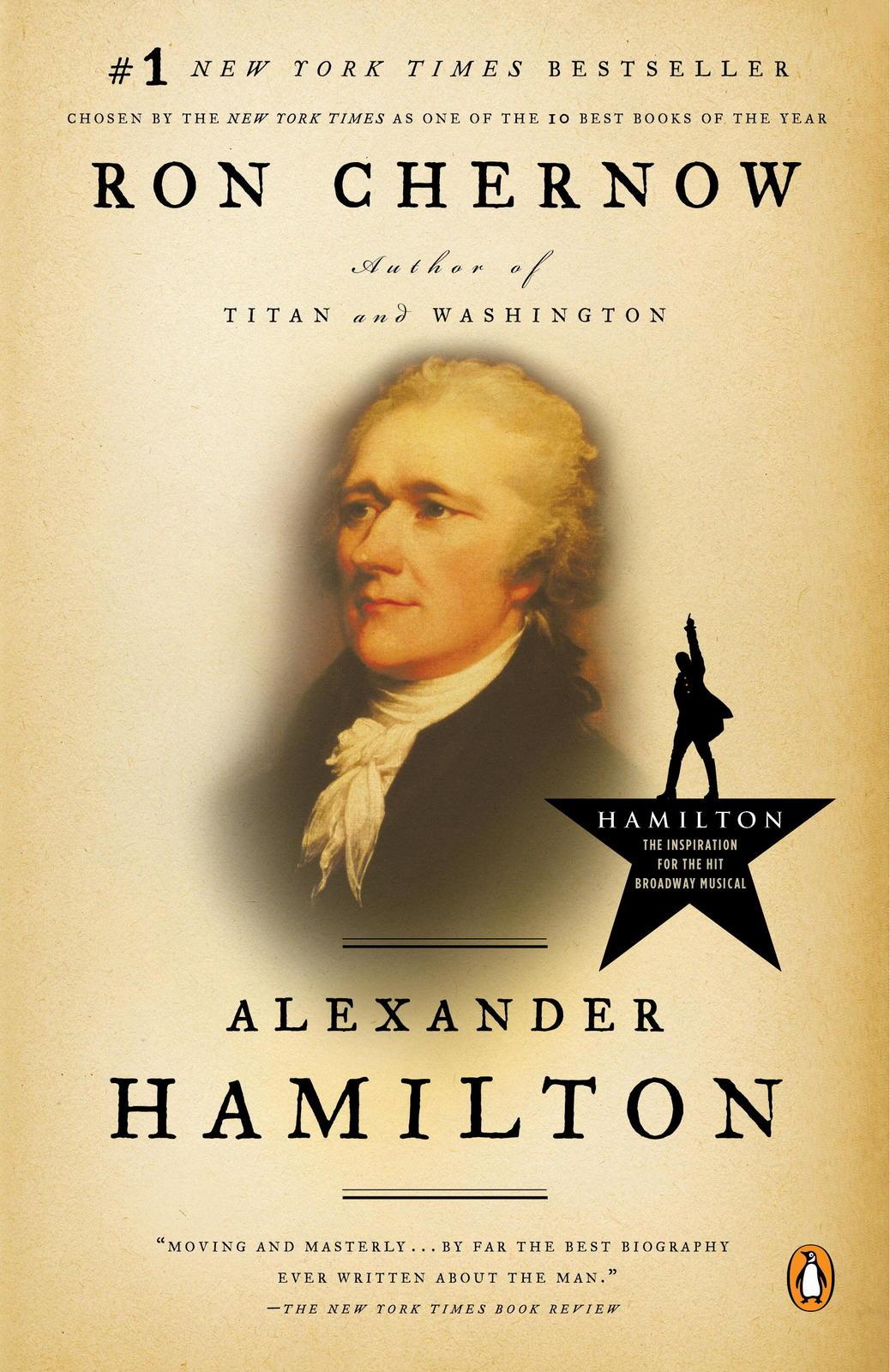 Alexander Hamilton by Ron Chernow image