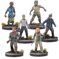 The Walking Dead: Miles Behind Us Expansion Set