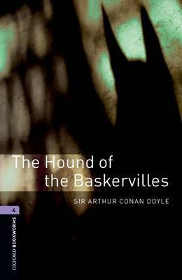 Oxford Bookworms Library: Level 4:: The Hound of the Baskervilles by Arthur Conan Doyle image