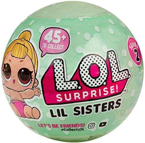 L.O.L: Surprise! Doll - Little Sisters (Blind Bag) image