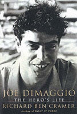 Joe DiMaggio by Richard Ben Cramer image