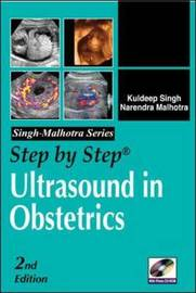 Step by Step Ultrasound in Obstetrics by Kuldeep Singh image