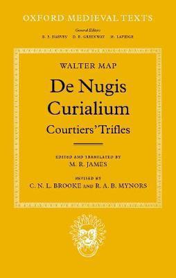 De Nugis Curialium by Walter Map image