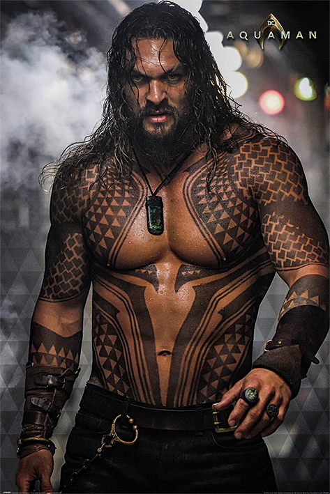 Aquaman Maxi Poster - Pin-up (926)