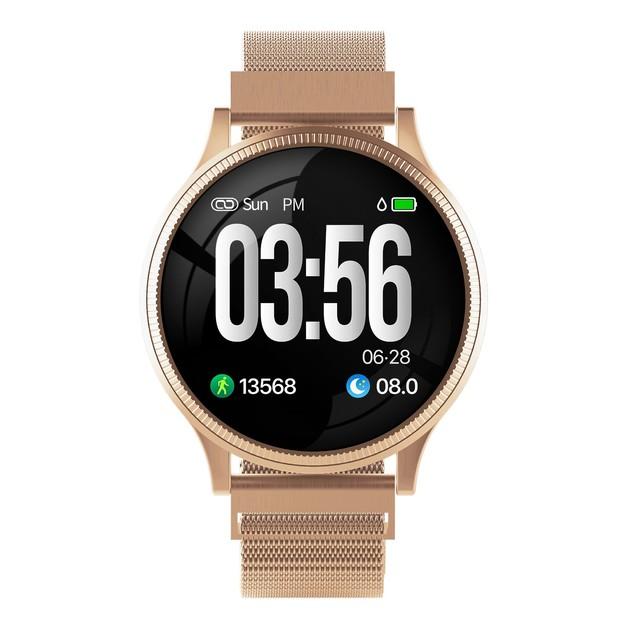 Smart Fitness Watch - Gold
