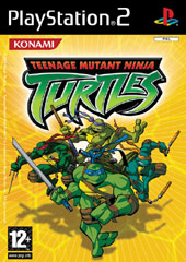 Teenage Mutant Ninja Turtles for PS2