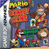 Mario vs Donkey Kong for Game Boy Advance