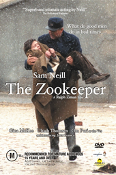 The Zookeeper on DVD