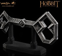 The Hobbit Key to Erebor Prop Replica - by Weta