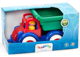 Viking Toys - Tipper Truck with 2 Figures Gift Box