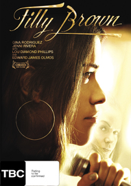 Filly Brown on DVD