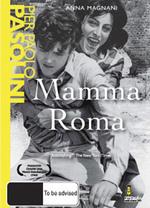 Mamma Roma on DVD