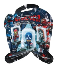 Domez: Captain America 3 Mini Figure - Blind Bag image