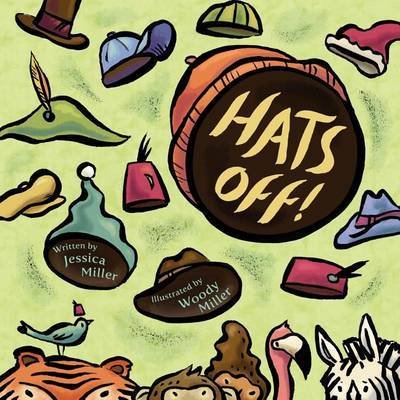 Hats Off! by Jessica Miller image