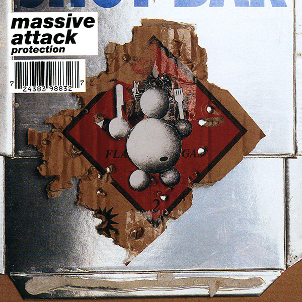Protection - 2016 Reissue by Massive Attack image