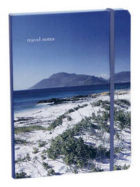 Travel Large Themed Notebook by Ben Reed