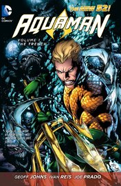 Aquaman: Volume 1 by Geoff Johns