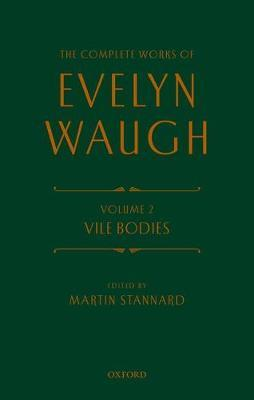 The Complete Works of Evelyn Waugh: Vile Bodies by Evelyn Waugh image