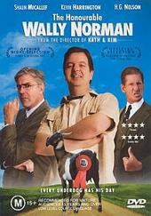The Honourable Wally Norman on DVD