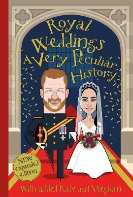 Royal Weddings, A Very Peculiar History by Fiona MacDonald image