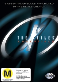 The X-Files - Essentials (2 Disc Set) on DVD image