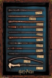 Harry Potter Maxi Poster - Wands (951)
