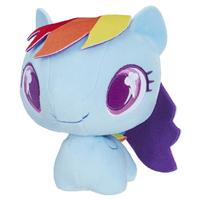 My Little Pony: Cutie Mark Bobble Plush - Rainbow Dash