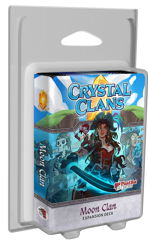 Crystal Clans: Expansion Deck - Moon Clan