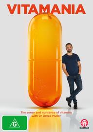 Vitamania: The Sense And Nonsense Of Vitamins on DVD