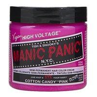 Manic Panic Semi-Permanent Hair Colour Cream - Cotton Candy Pink